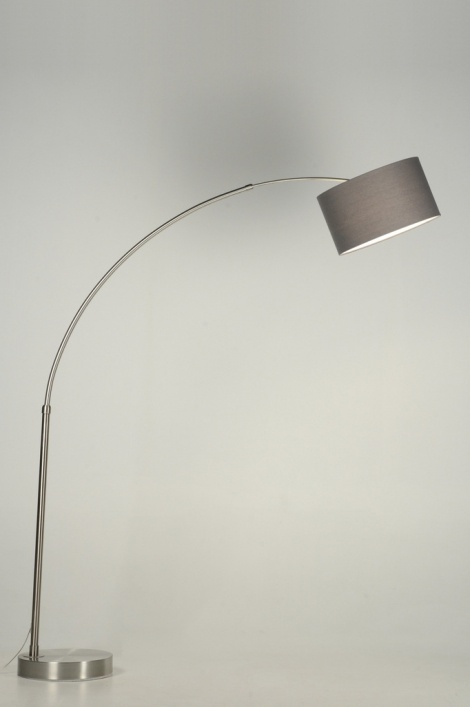 Vloerlamp 30178 modern eigentijds klassiek landelijk rustiek - Eigentijds huis grijs ...