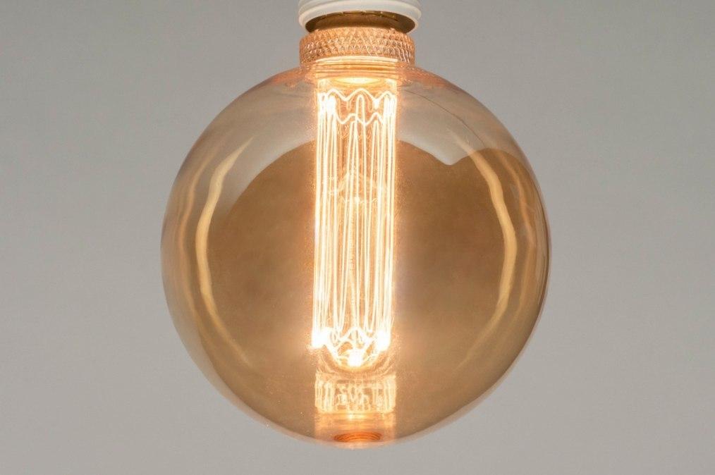 Lichtbron 302: glas, rond #0