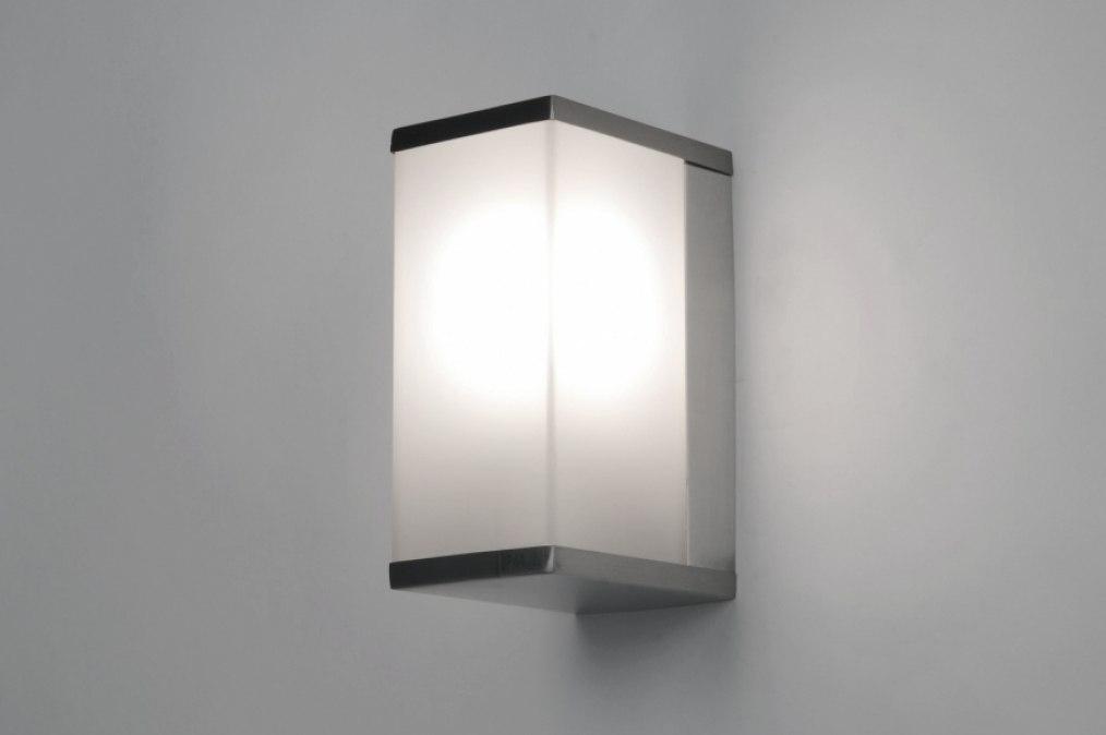 wandleuchte 30249 modern kunststoff rechteckig. Black Bedroom Furniture Sets. Home Design Ideas