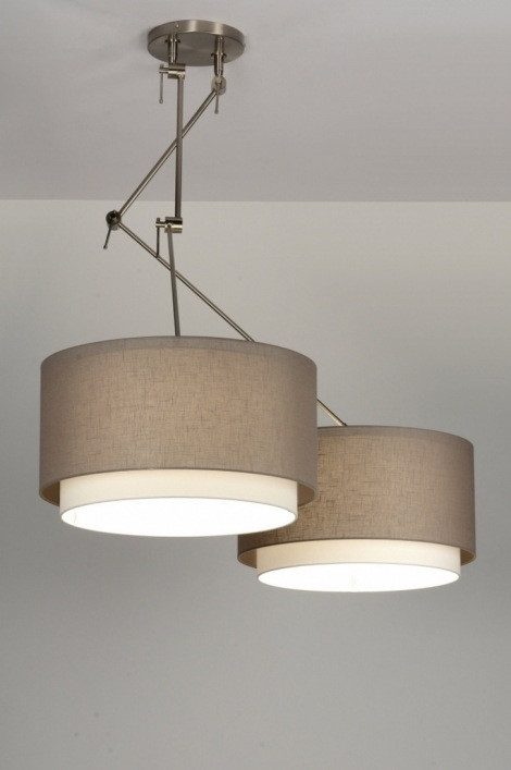 Vaak Hanglamp 30299: Industrie, Look, Landelijk, Rustiek JV22