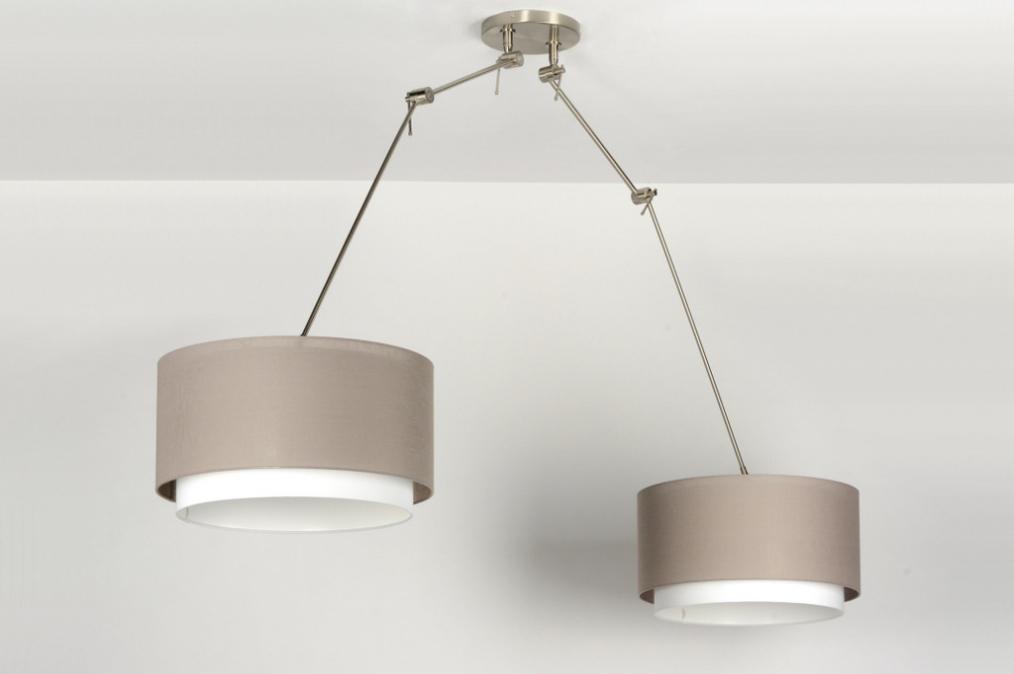 Beroemd Hanglamp 30299: Industrie, Look, Landelijk, Rustiek OP62
