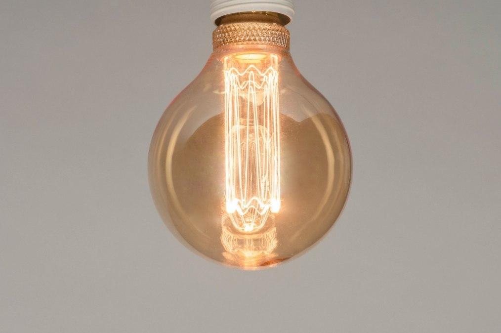 Lichtbron 303: glas, rond #0