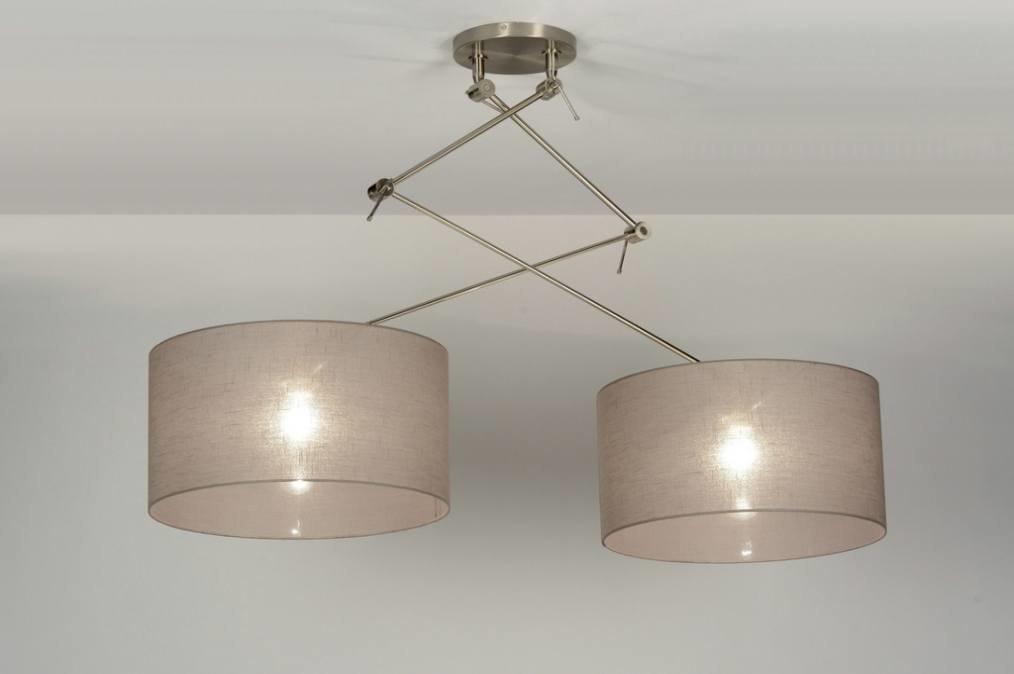 Pendant light 30317: rustic, modern, contemporary classical, fabric #0
