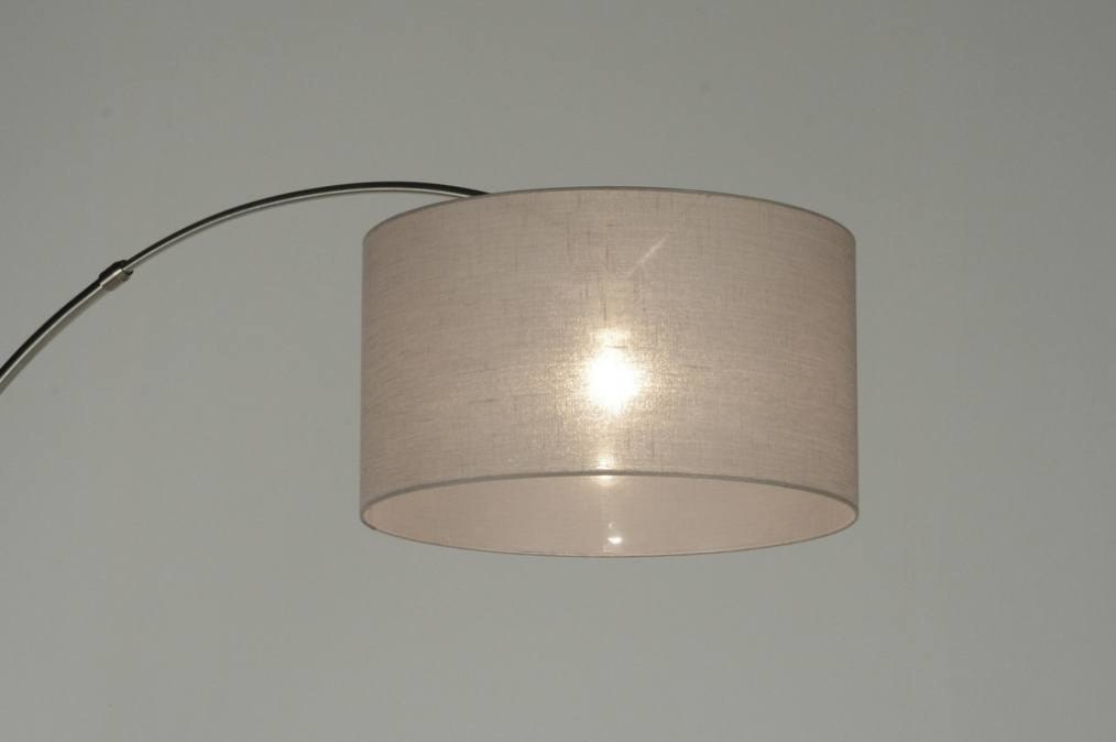 Floor lamp 30324: rustic, modern, contemporary classical, stainless steel #0