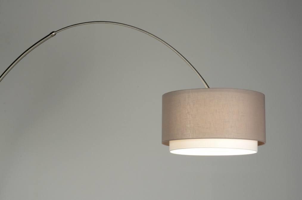 Vloerlamp 30328: modern, eigentijds klassiek, landelijk, rustiek #0