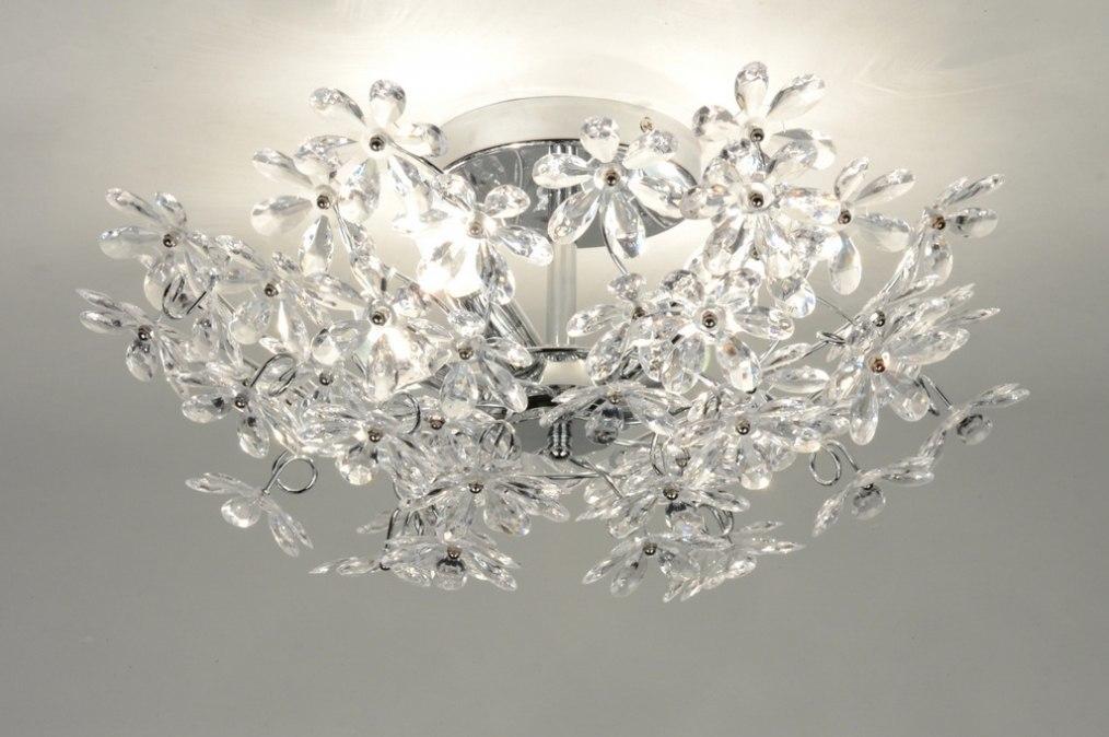 Plafondlamp 30366: modern, eigentijds klassiek, landelijk, rustiek #0