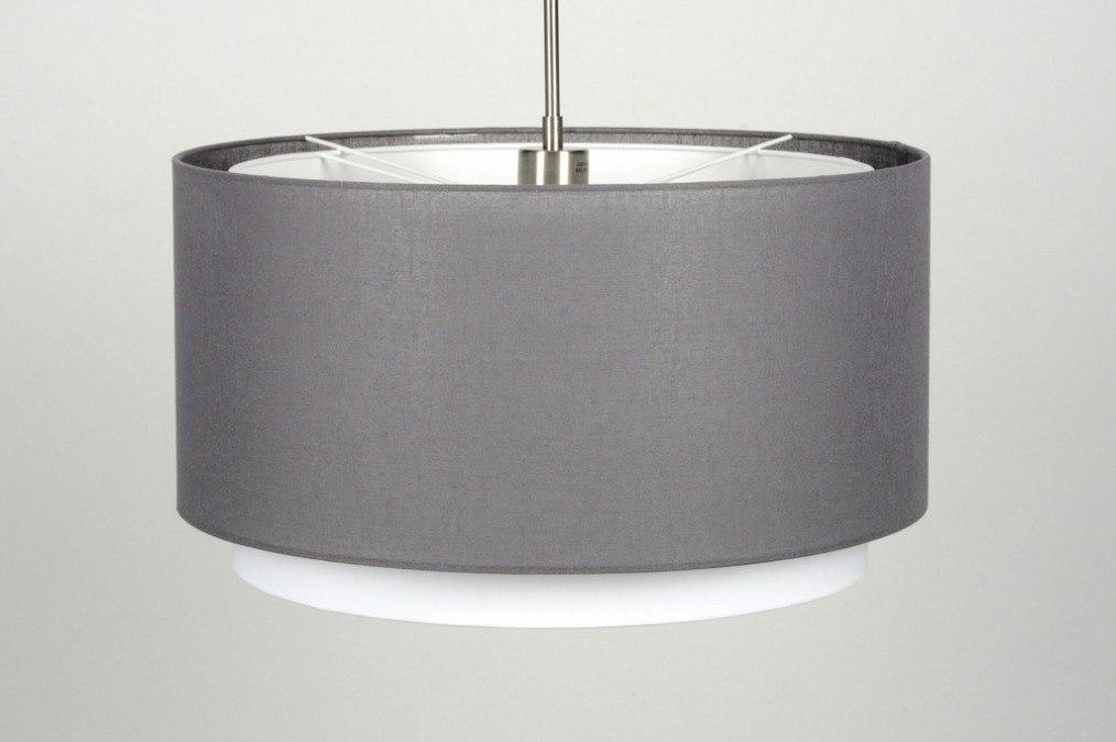 pendelleuchte 30400 modern zeitgemaess klassisch laendlich rustikal grau. Black Bedroom Furniture Sets. Home Design Ideas