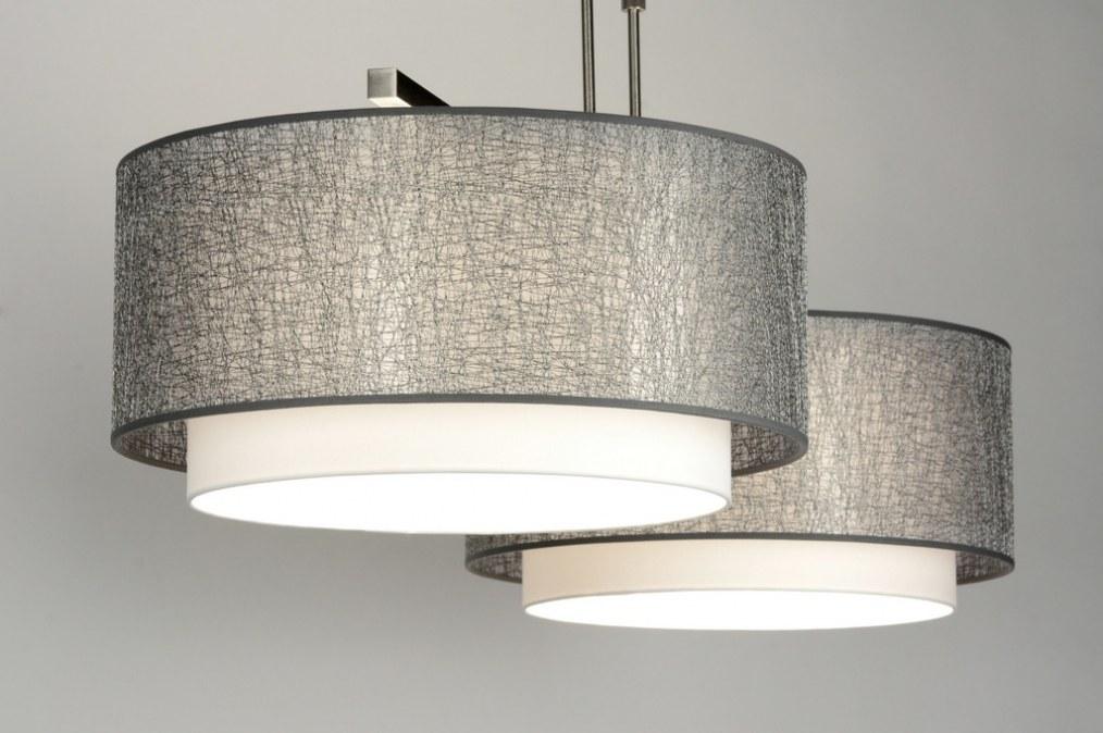 hanglamp modern landelijk rustiek zilvergrijs
