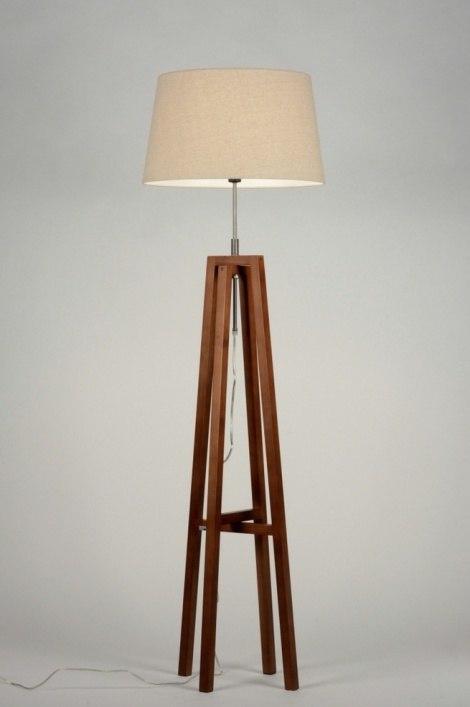 Vloerlamp 30428: modern, eigentijds klassiek, landelijk, rustiek #0
