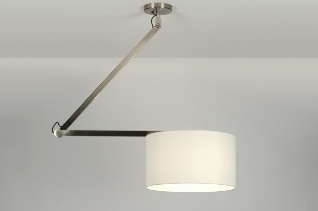 Hanglamp 30452: landelijk, rustiek, modern, stof #0