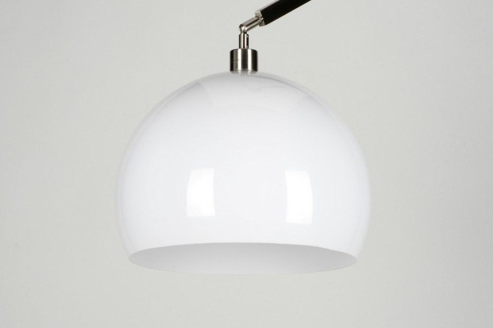 pendelleuchte 30455 modern design weiss kunststoff kunststoffglas. Black Bedroom Furniture Sets. Home Design Ideas