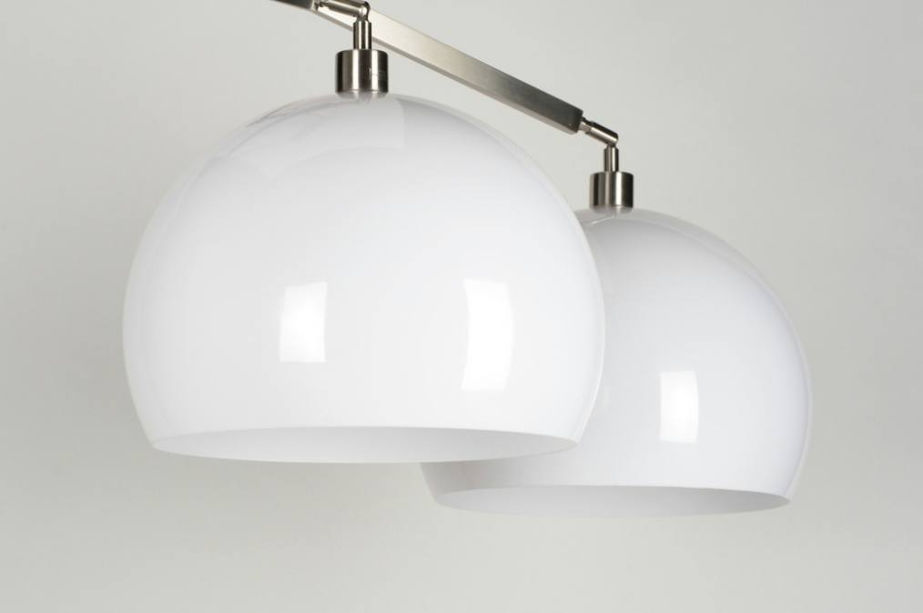 pendelleuchte 30506 modern design weiss kunststoff kunststoffglas. Black Bedroom Furniture Sets. Home Design Ideas