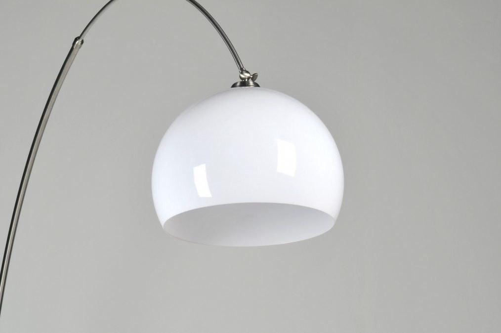 Vloerlamp 30521: modern, retro, wit, kunststof #0