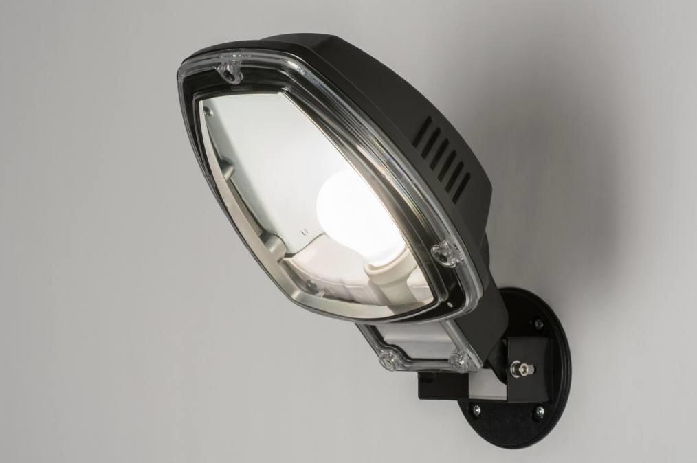 Wandlamp 30661: industrie, look, modern, kunststof #0