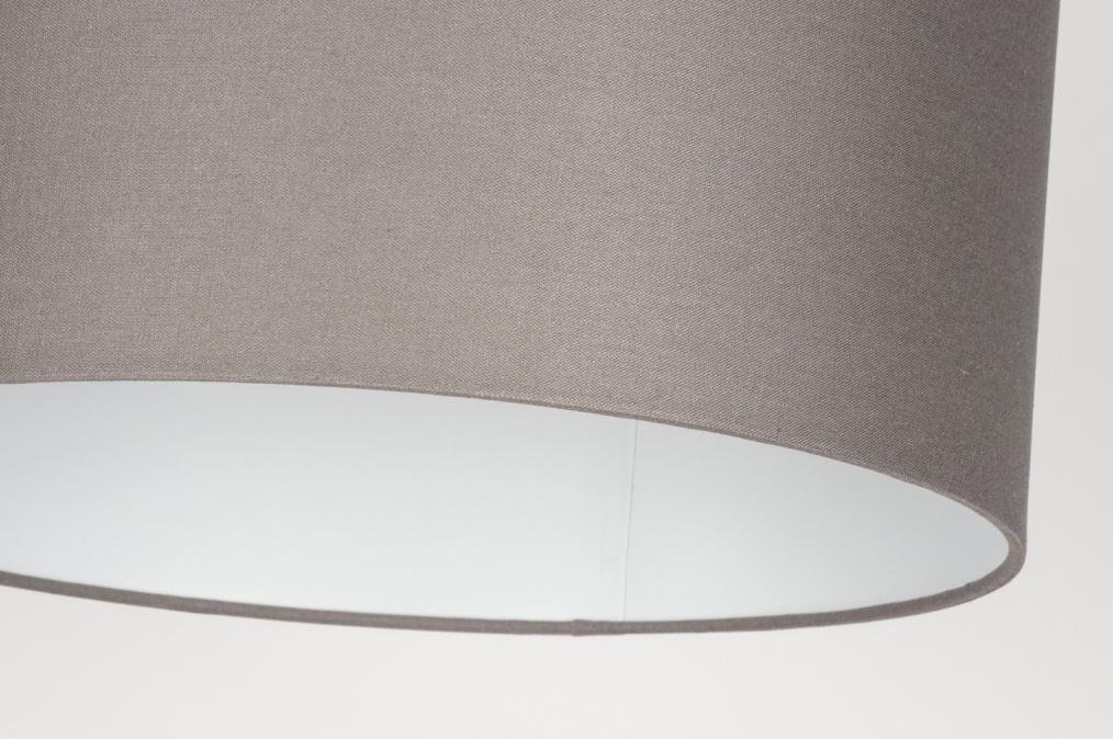 Hanglamp 30670 modern eigentijds klassiek landelijk rustiek grijs - Eigentijds huis grijs ...