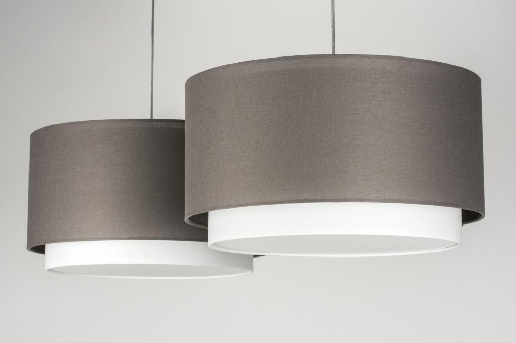 Hanglamp 30674 modern eigentijds klassiek landelijk rustiek - Eigentijds huis grijs ...