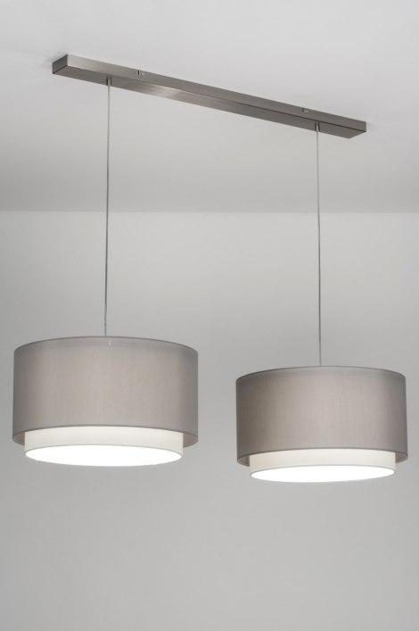 Hanglamp 30723 modern eigentijds klassiek landelijk rustiek - Eigentijds huis grijs ...