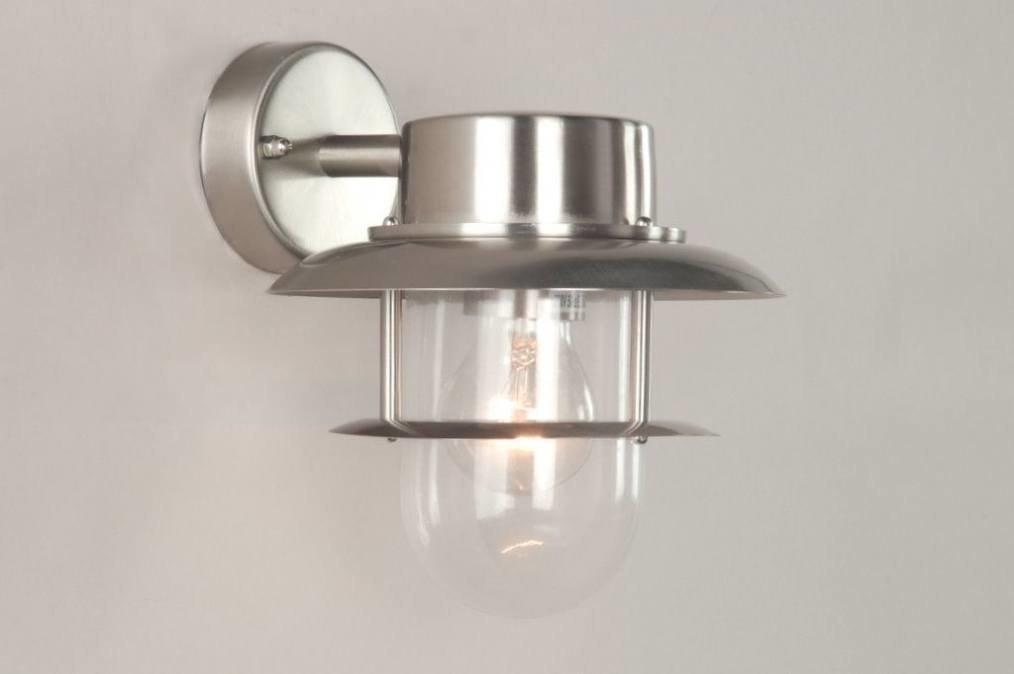 Buitenlamp 30728: modern, eigentijds klassiek, glas, helder glas #0