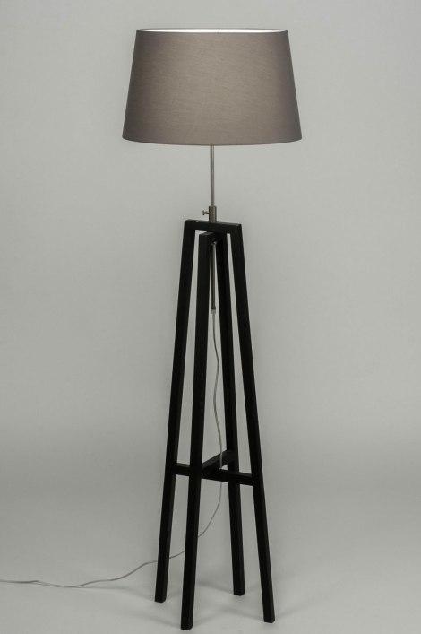 Vloerlamp 30742: modern, eigentijds klassiek, landelijk, rustiek #0