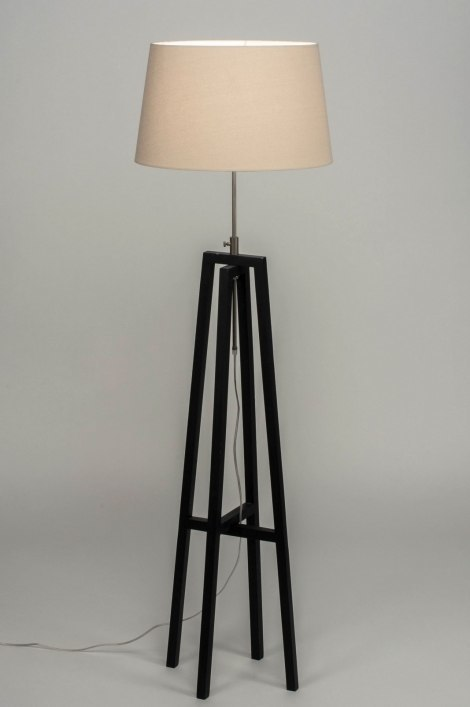 Floor lamp 30743: rustic, modern, retro, contemporary classical #0