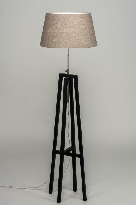 Vloerlamp 30746: landelijk, rustiek, modern, retro #0