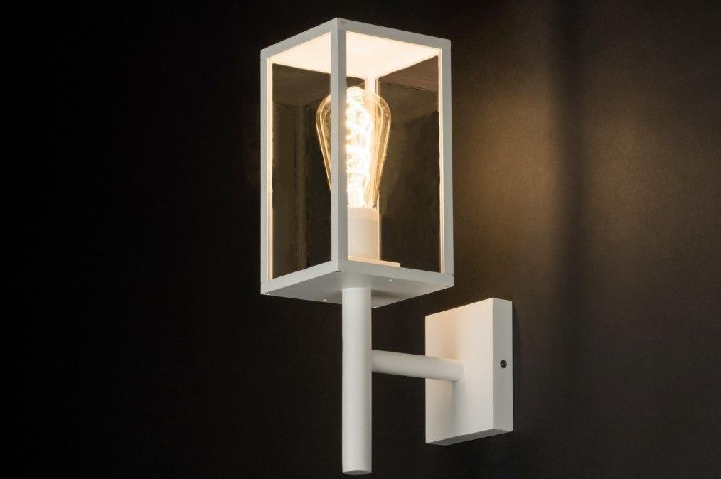 Wandlamp 30767: landelijk, rustiek, modern, eigentijds klassiek #0
