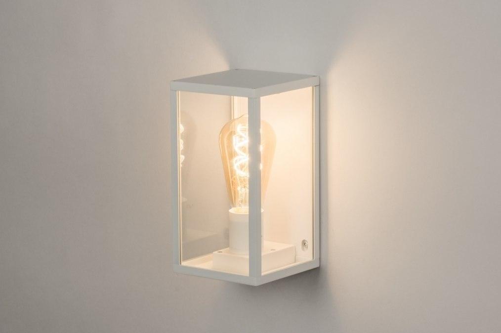 Wandlamp 30769: modern, eigentijds klassiek, landelijk, rustiek #0