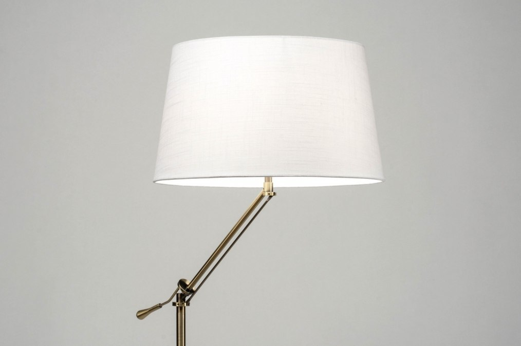 Floor lamp 30789: modern, classical, contemporary classical, brass #0