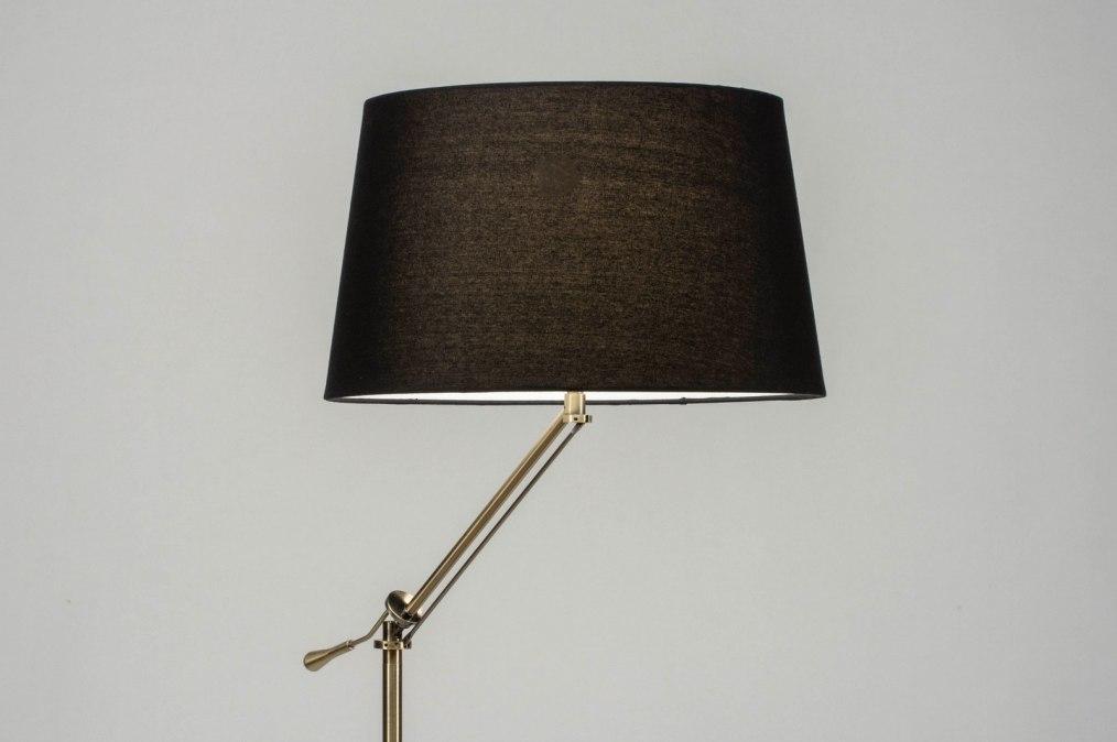 Floor lamp 30790: modern, classical, contemporary classical, brass #0