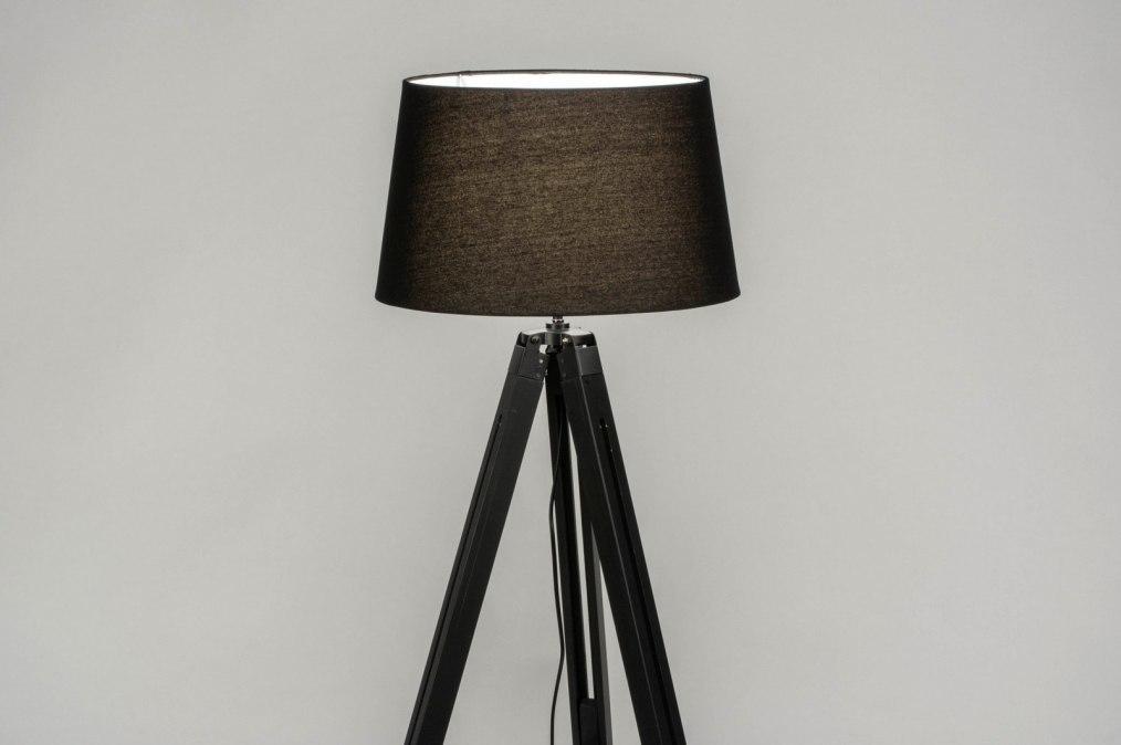 Vloerlamp 30792: industrie, look, modern, retro #0