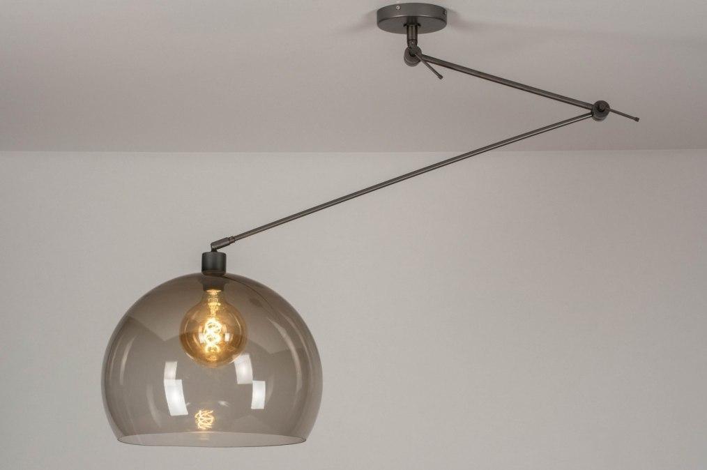 Hanglamp 30798: industrie, look, modern, retro #0
