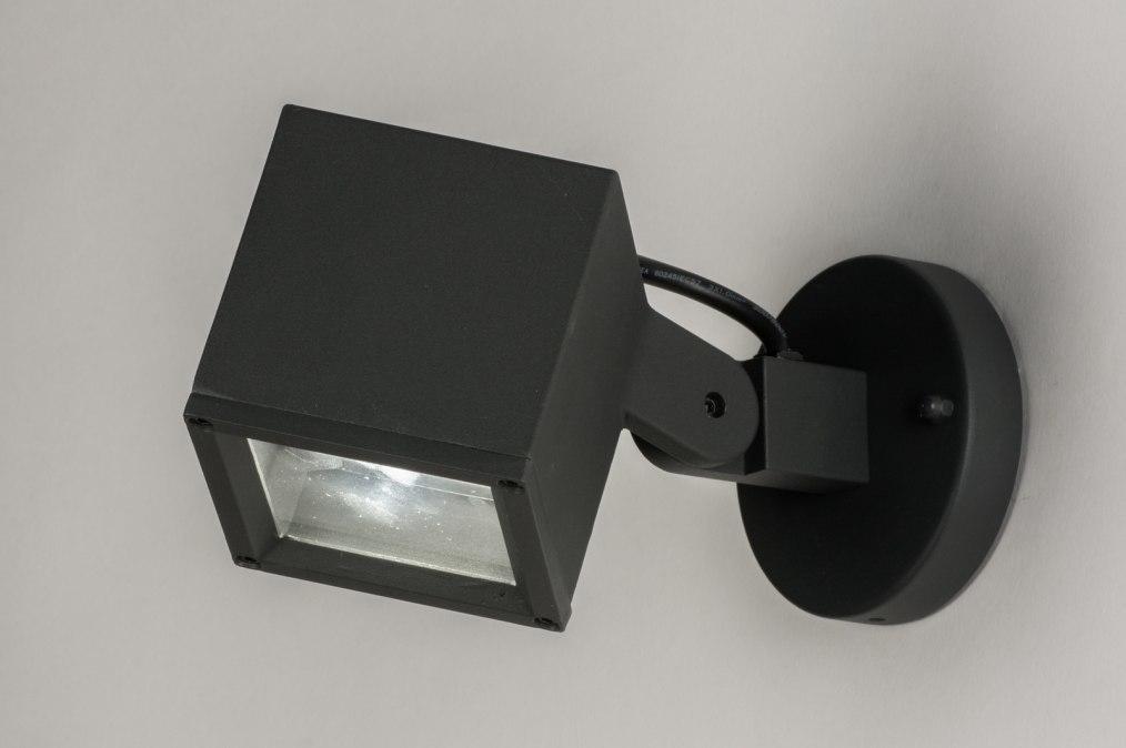 Wandlamp 30827: design, modern, aluminium, metaal #0