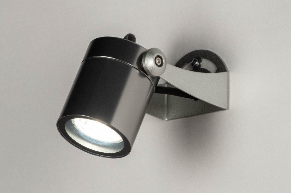 Buitenlamp 30849: modern, aluminium, metaal, aluminium #0