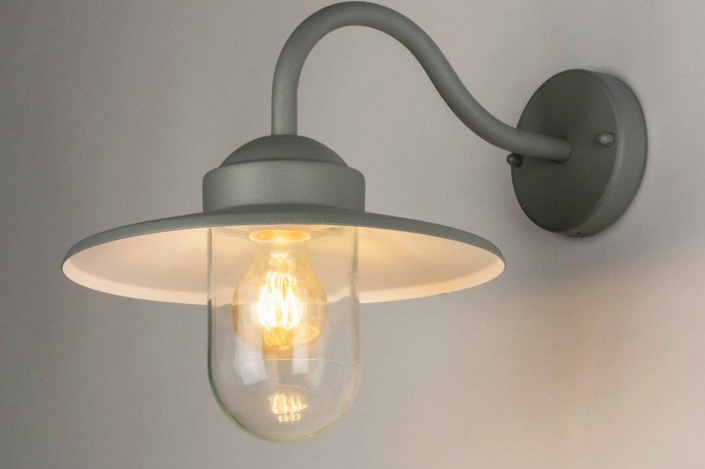 Wandlamp 30856: landelijk, rustiek, modern, eigentijds klassiek #0
