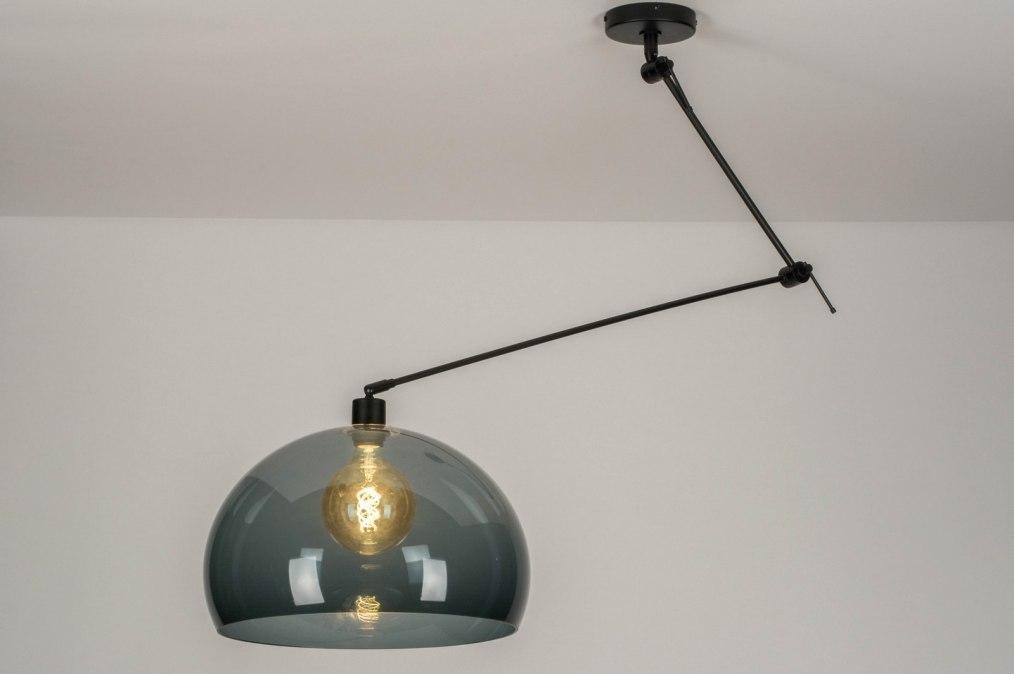 Hanglamp 30881: modern, retro, kunststof, metaal #0