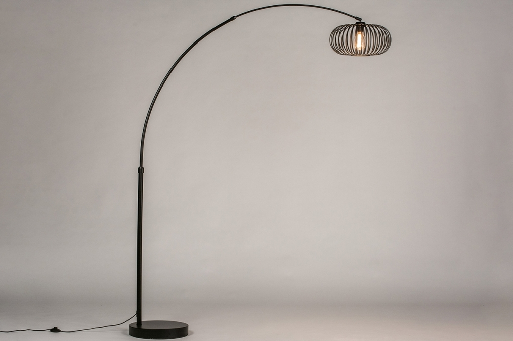 Vloerlamp 30894: industrie, look, modern, retro #0