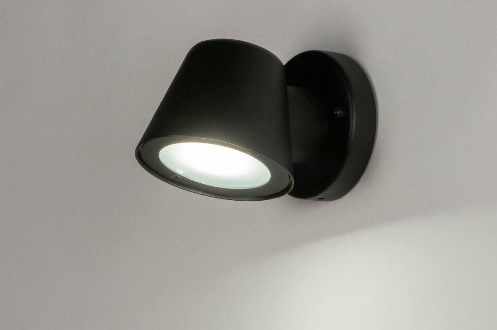 Wandlamp 30898: industrie, look, design, landelijk #0