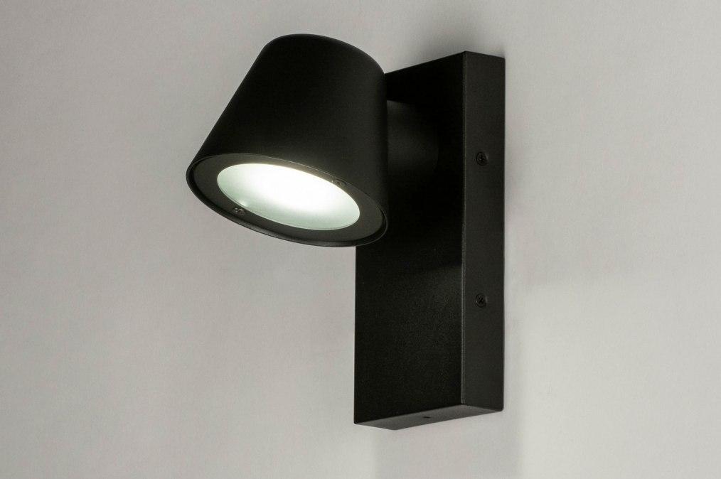 Wandlamp 30899: industrie, look, design, landelijk #0