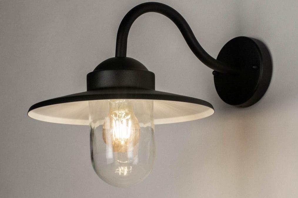 Wandlamp 30904: landelijk, rustiek, modern, eigentijds klassiek #0