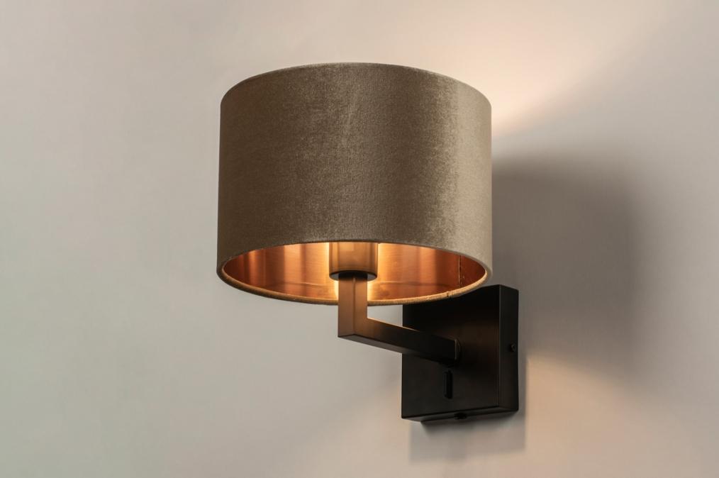 Wandlamp 30909: landelijk, rustiek, modern, eigentijds klassiek #0