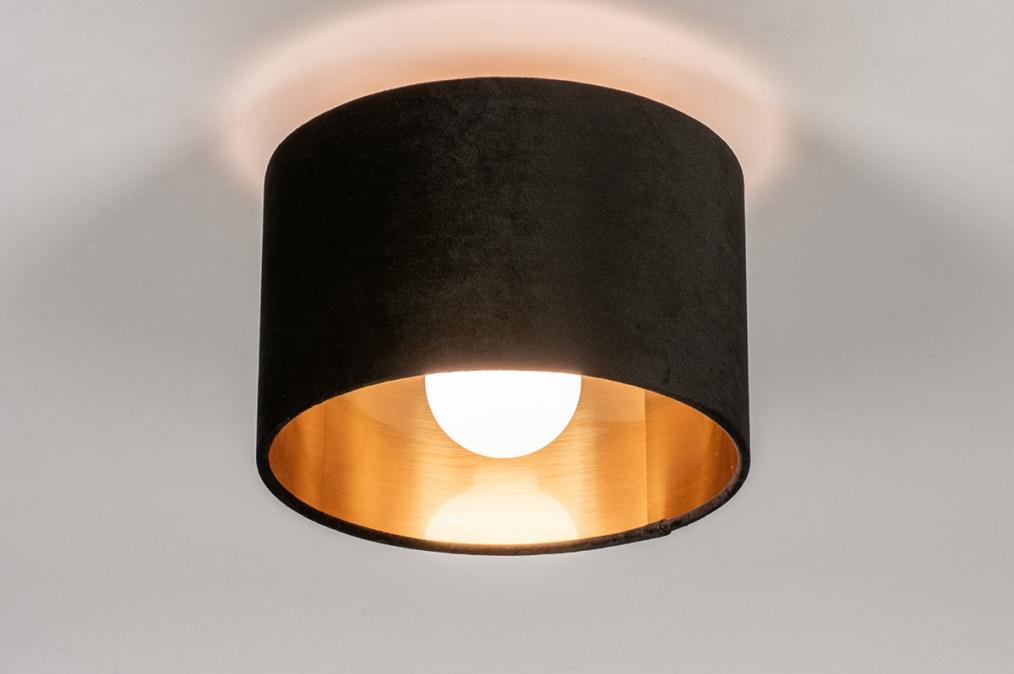 Plafondlamp 30914: modern, retro, eigentijds klassiek, art deco #0