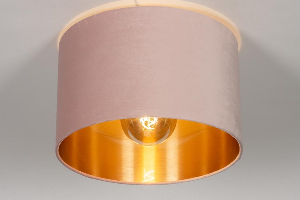Plafondlamp 30915: modern, retro, eigentijds klassiek, art deco #0