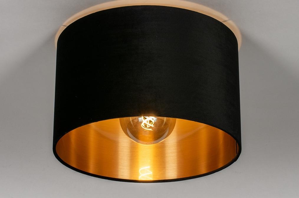 Plafondlamp 30918: modern, retro, eigentijds klassiek, art deco #0
