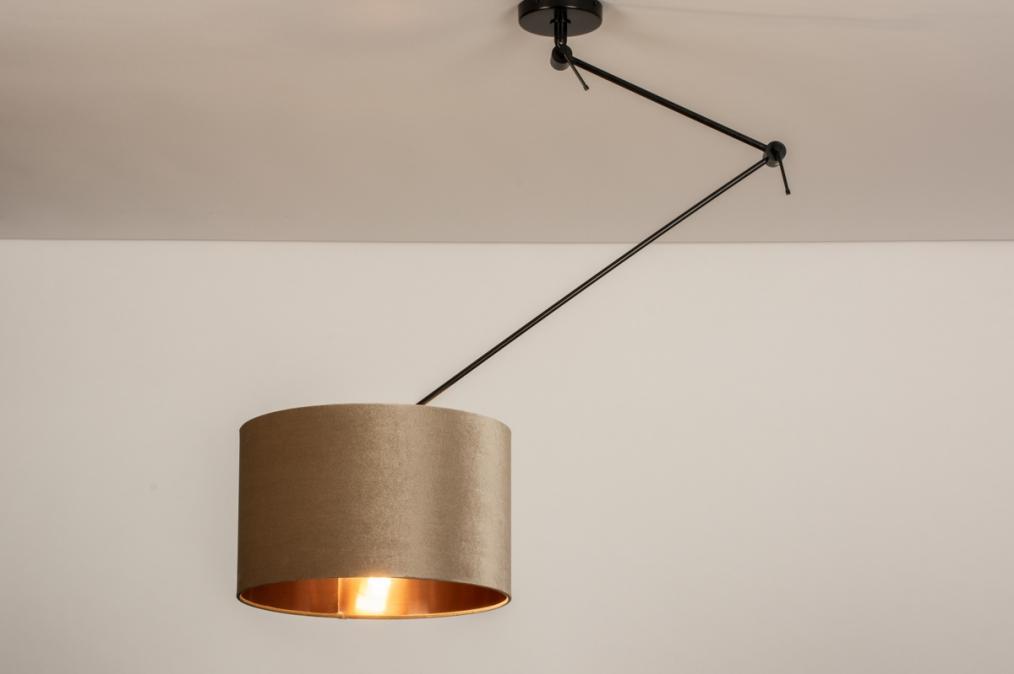 Hanglamp 30921: landelijk, rustiek, modern, eigentijds klassiek #0