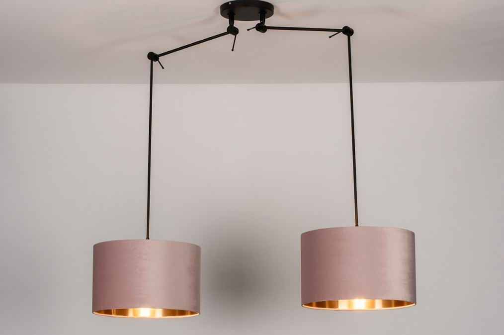 Hanglamp 30923: landelijk, rustiek, modern, eigentijds klassiek #0
