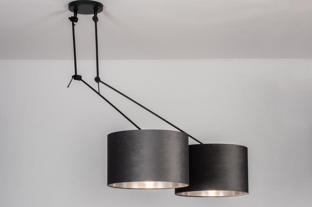 Hanglamp 30924: landelijk, rustiek, modern, eigentijds klassiek #0