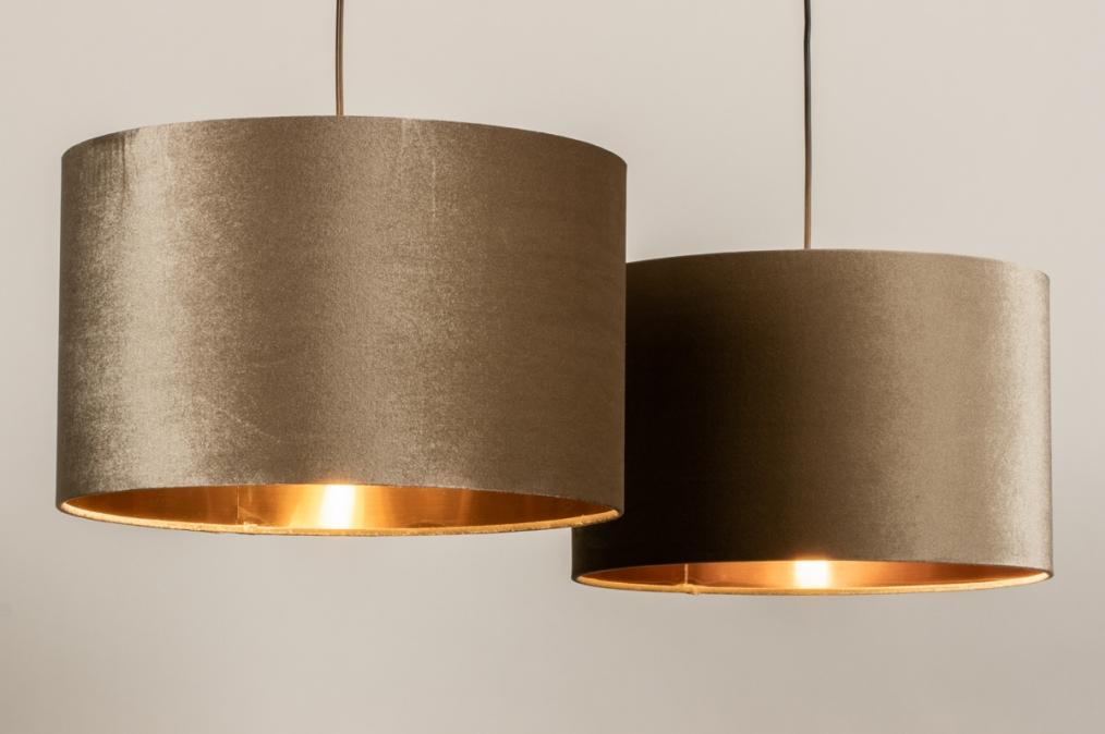 Hanglamp 30929: landelijk, rustiek, modern, eigentijds klassiek #0