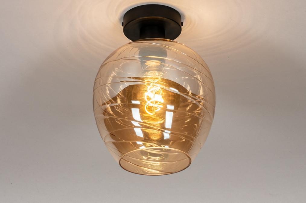 Plafondlamp 30939: modern, retro, eigentijds klassiek, art deco #0