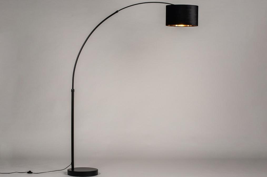 Vloerlamp 30949: modern, retro, eigentijds klassiek, stof #0