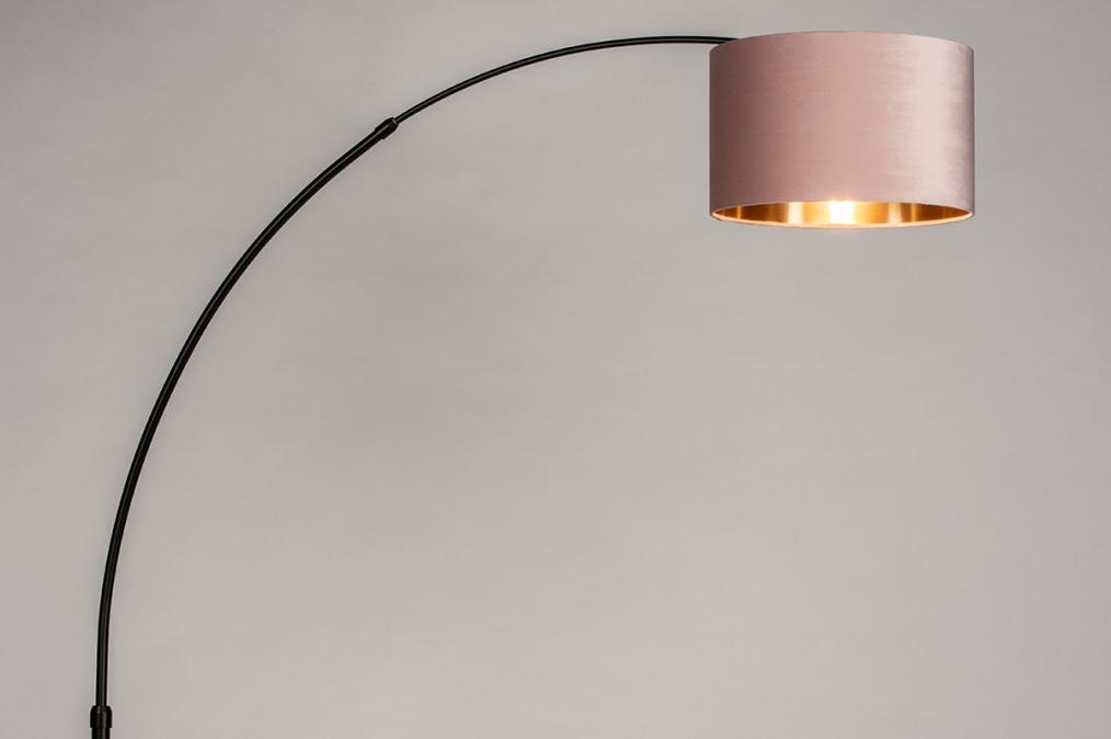 Vloerlamp 30952: modern, retro, eigentijds klassiek, stof #0